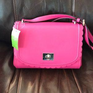 Kate Spade handbag-sweetheart pink-New